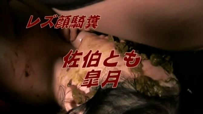 AK-012 Lesbian Japan vomit Scat