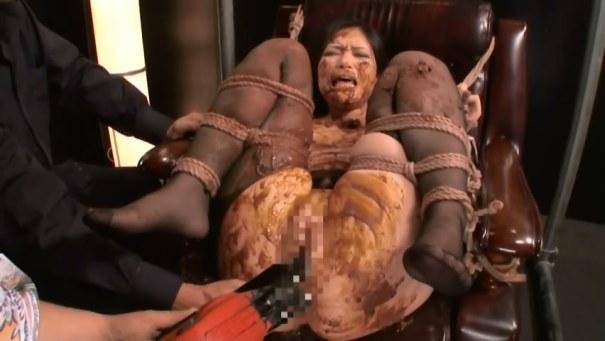 [DXUK-003] エリート弁護士 恥辱の脱糞拷問凌辱スカトロファックマシ Scat ばば★ザ★ばびぃ立花リク