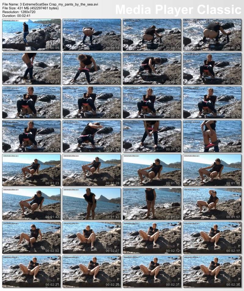 岩海岸海の女の子のたわごと上脱糞おしっこ動画